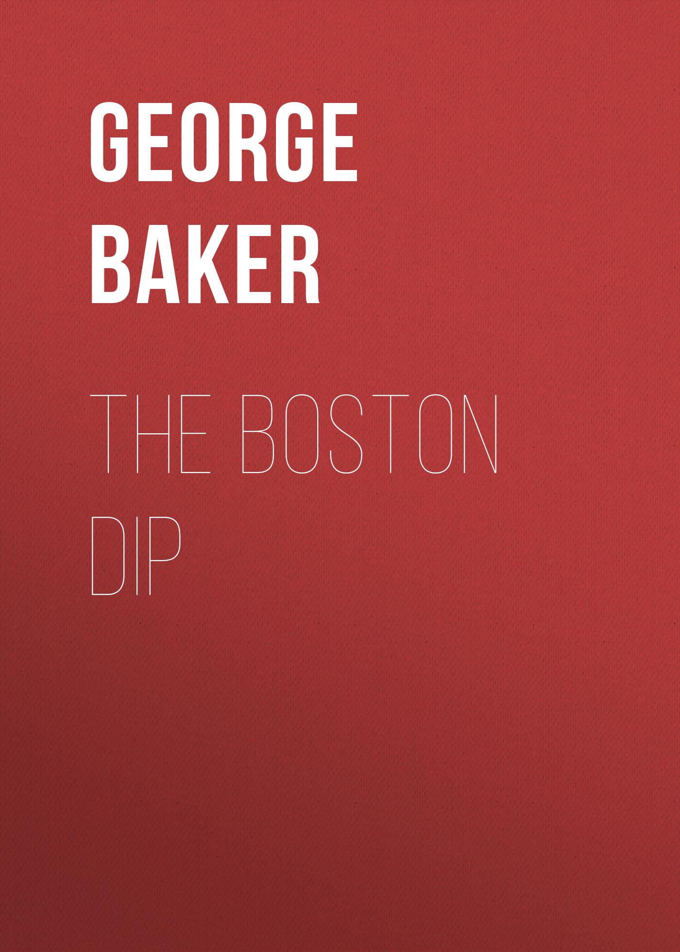 The Boston Dip