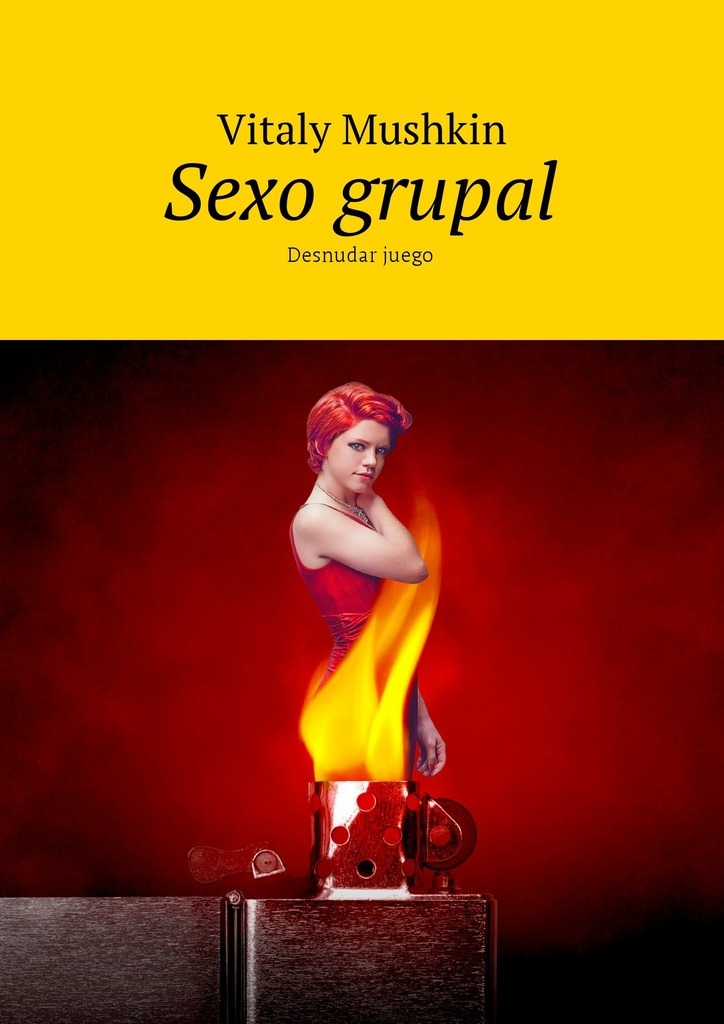 Sexo grupal. Desnudar juego