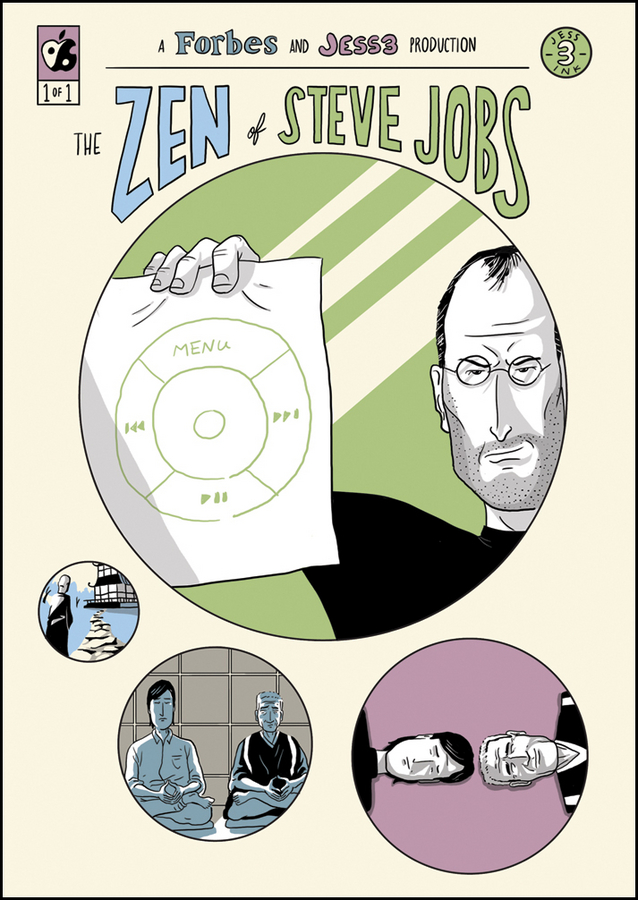 The Zen of Steve Jobs
