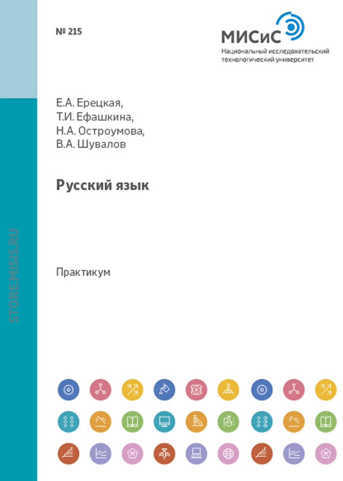 Русский язык. Практикум по развитию навыков письменной речи