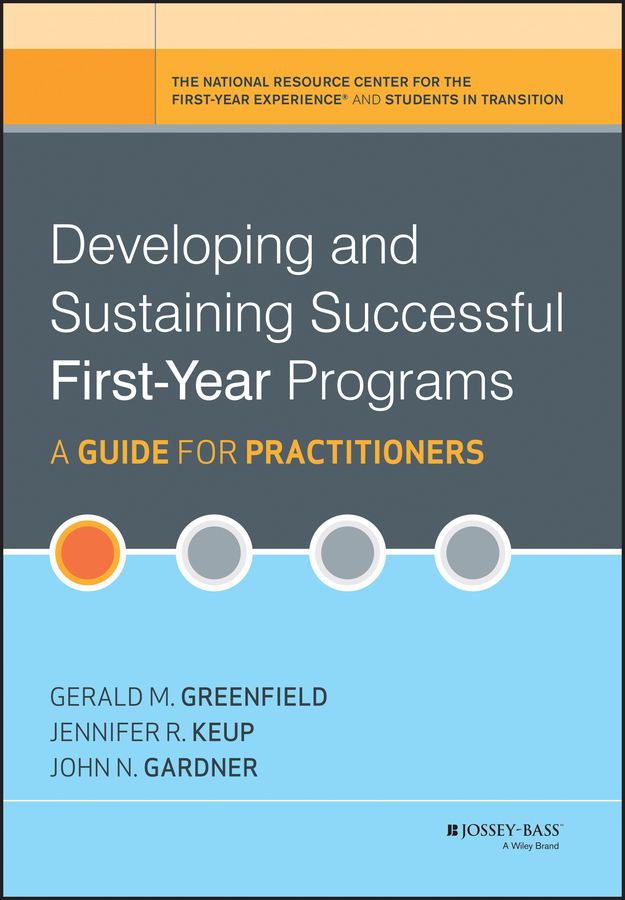 Developing and Sustaining Successful First-Year Programs. A Guide for Practitioners