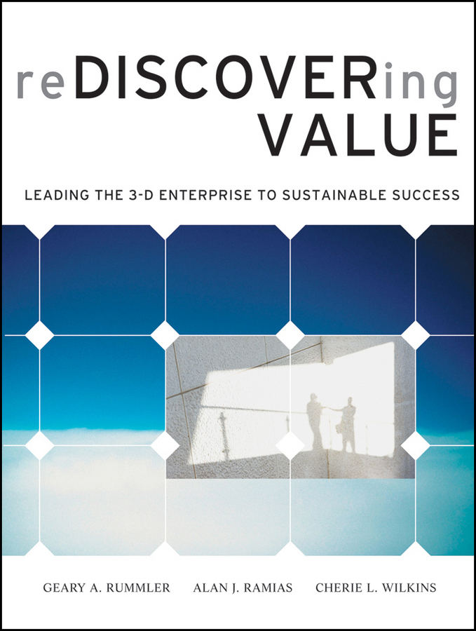 Rediscovering Value. Leading the 3-D Enterprise to Sustainable Success