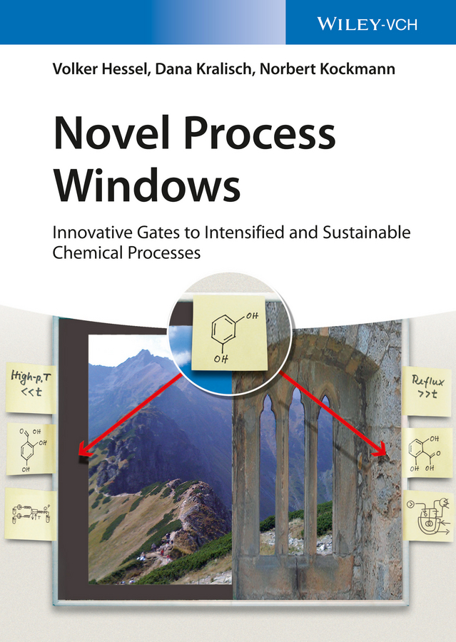 Novel Process Windows. Innovative Gates to Intensified and Sustainable Chemical Processes