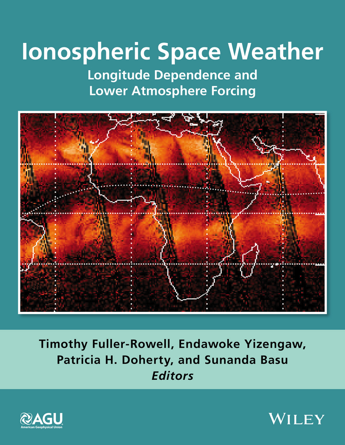 Ionospheric Space Weather. Longitude Dependence and Lower Atmosphere Forcing