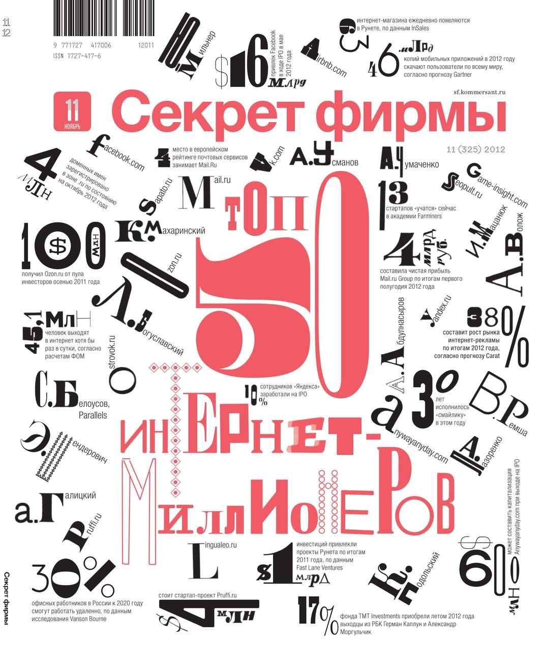 Секрет Фирмы 11-2012
