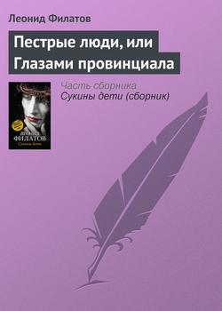 Электронная книга «Пестрые люди, или Глазами провинциала»