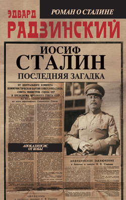 Электронная книга «Иосиф Сталин. Последняя загадка»