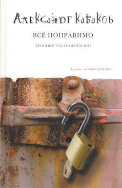 Электронная книга «Все поправимо: хроники частной жизни»