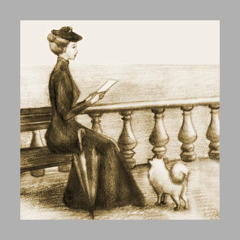 Дама с собачкой. Аудиоспектакль