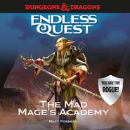 The Mad Mage\'s Academy - Dungeons & Dragons: Endless Quest (Unabridged)