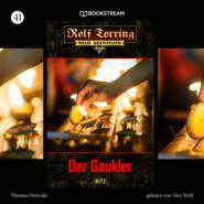Der Gaukler - Rolf Torring - Neue Abenteuer, Folge 41 (Ungekürzt)