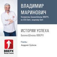 Андрей Зубков. Как работая ТОП менеджером в крупной компании, успешно развивать собственный бизнес