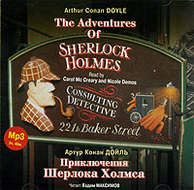 Приключения Шерлока Холмса \/ The Adventures Of Sherlock Holmes. Collection