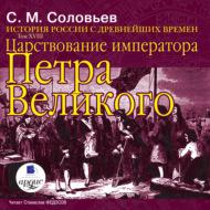 История России с древнейших времен. Том 18. Царствование императора Петра Великого