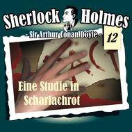 Sherlock Holmes, Die Originale, Fall 12: Eine Studie in Scharlachrot