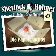 Sherlock Holmes, Die Originale, Fall 43: Die Pappschachtel