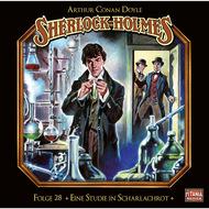 Sherlock Holmes - Die geheimen Fälle des Meisterdetektivs, Folge 28: Eine Studie in Scharlachrot (Teil 1 von 2)