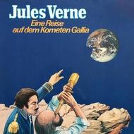 Jules Verne, Eine Reise auf dem Kometen Gallia