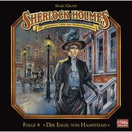 Sherlock Holmes - Die geheimen Fälle des Meisterdetektivs, Folge 4: Der Engel von Hampstead