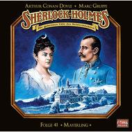 Sherlock Holmes - Die geheimen Fälle des Meisterdetektivs, Folge 41: Mayerling (Teil 1 von 2)