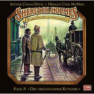 Sherlock Holmes - Die geheimen Fälle des Meisterdetektivs, Folge 37: Der verschwundene Kutscher