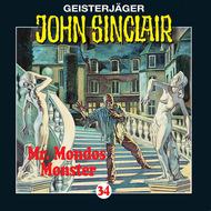 John Sinclair, Folge 34: Mr. Mondos Monster (1\/2)