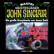 John Sinclair, Band 1710: Im Bann der schönen Keltin