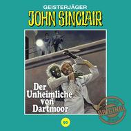 John Sinclair, Tonstudio Braun, Folge 90: Der Unheimliche von Dartmoor (Ungekürzt)