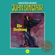 John Sinclair, Tonstudio Braun, Folge 17: Die Drohung. Teil 1 von 3