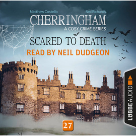 Scared to Death - Cherringham - A Cosy Crime Series: Mystery Shorts 27 (Unabridged)
