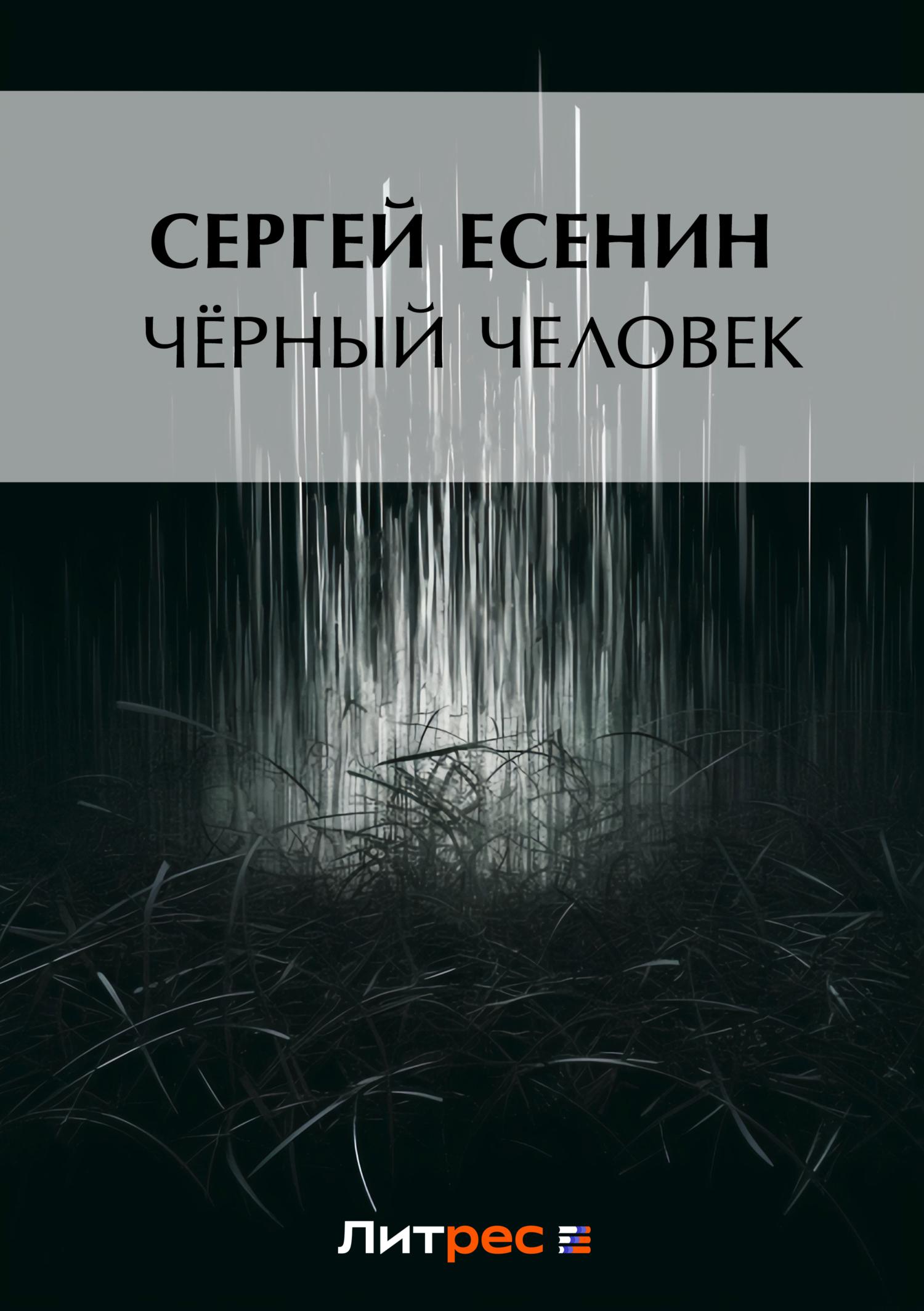 цена на Сергей Есенин Черный человек