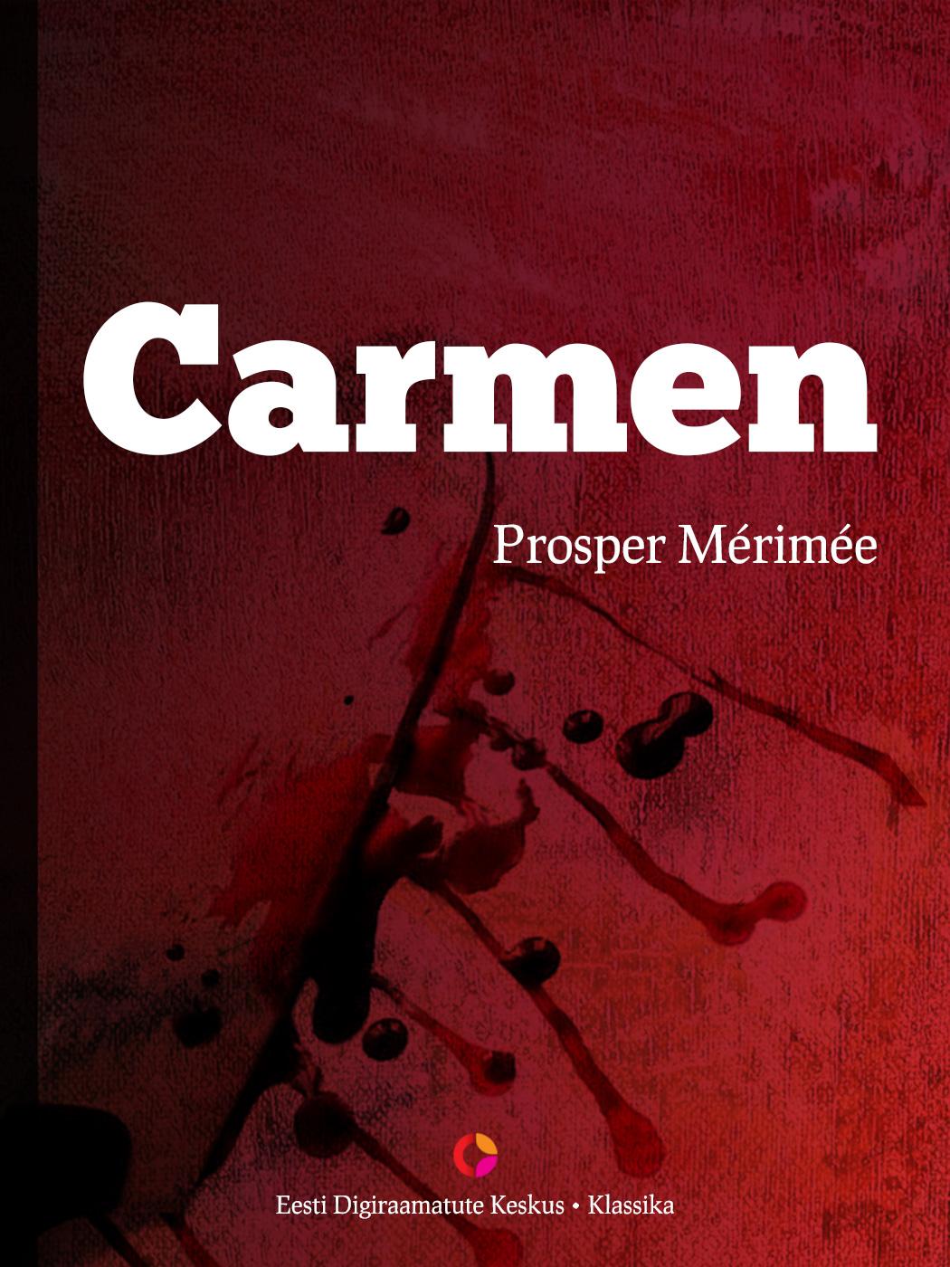 Проспер Мериме Carmen carmen seoul
