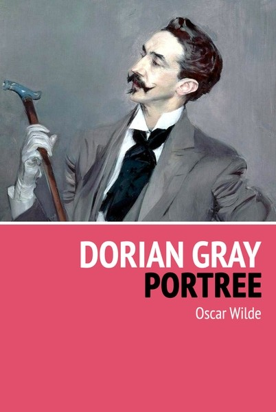 Оскар Уайльд Dorian Gray portree
