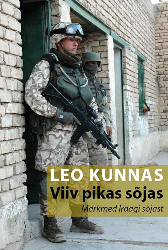 Leo Kunnas Viiv pikas sõjas teener