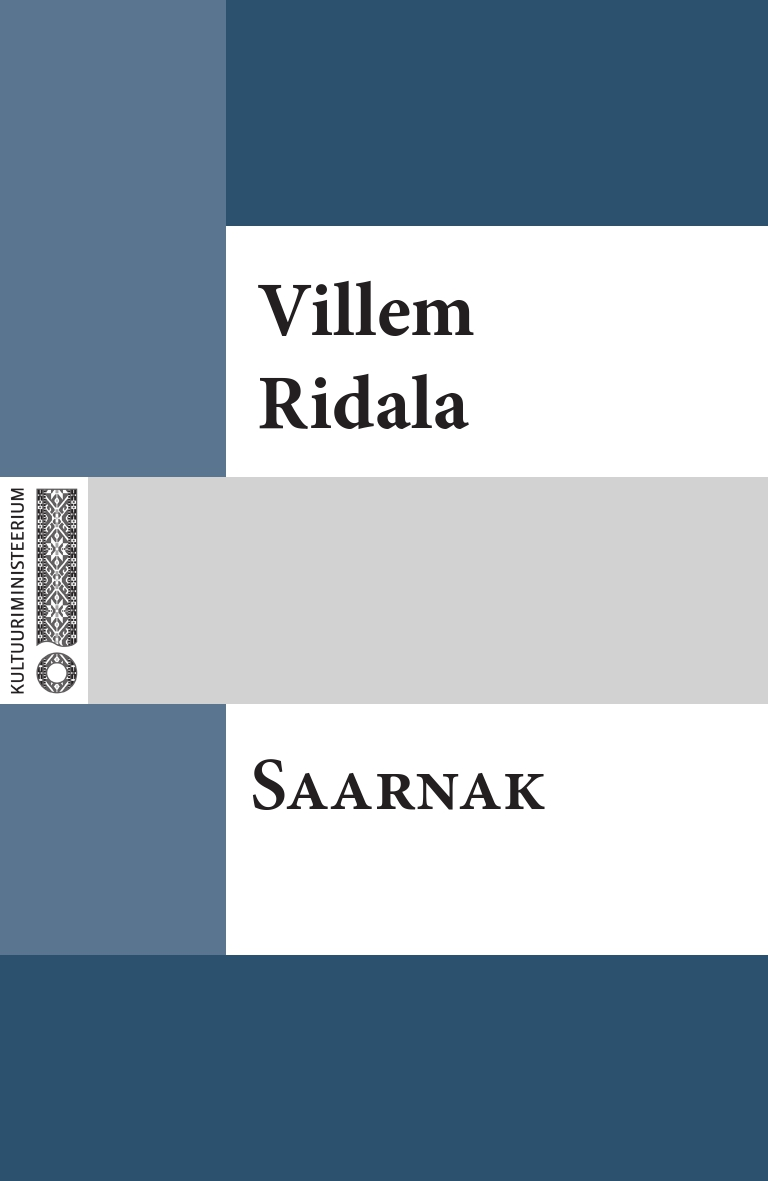 Villem Grünthal-Ridala Saarnak villem grünthal ridala laulud