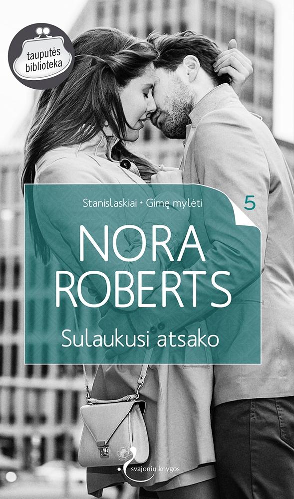 Нора Робертс Sulaukusi atsako roberts nora sulaukusi atsako
