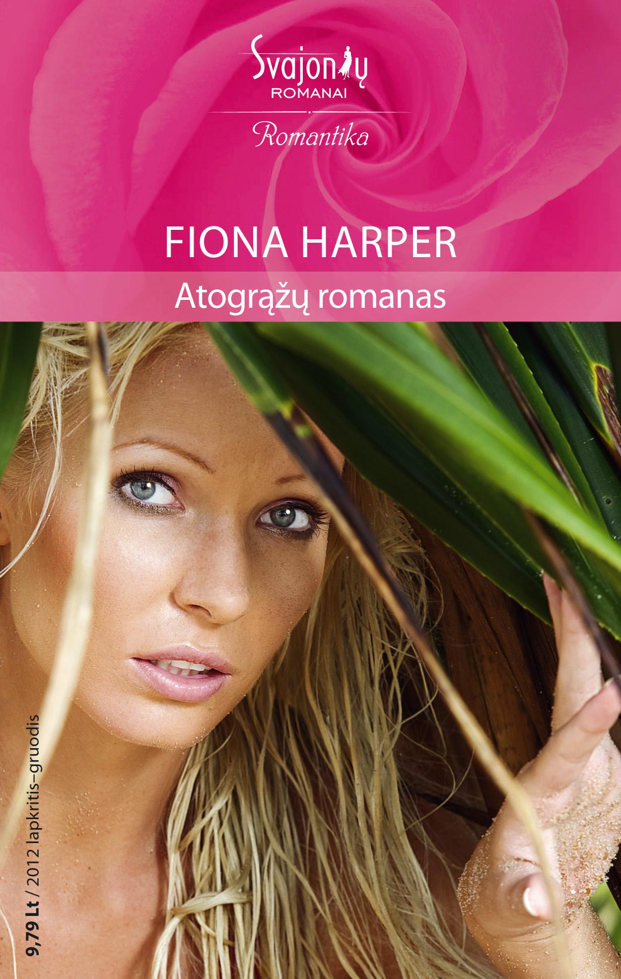 Fiona Harper Atogrąžų romanas nicola marsh saloje su buvusiuoju