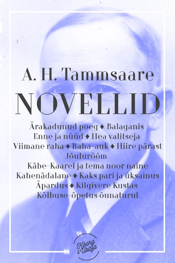 Антон Хансен Таммсааре Novellid II