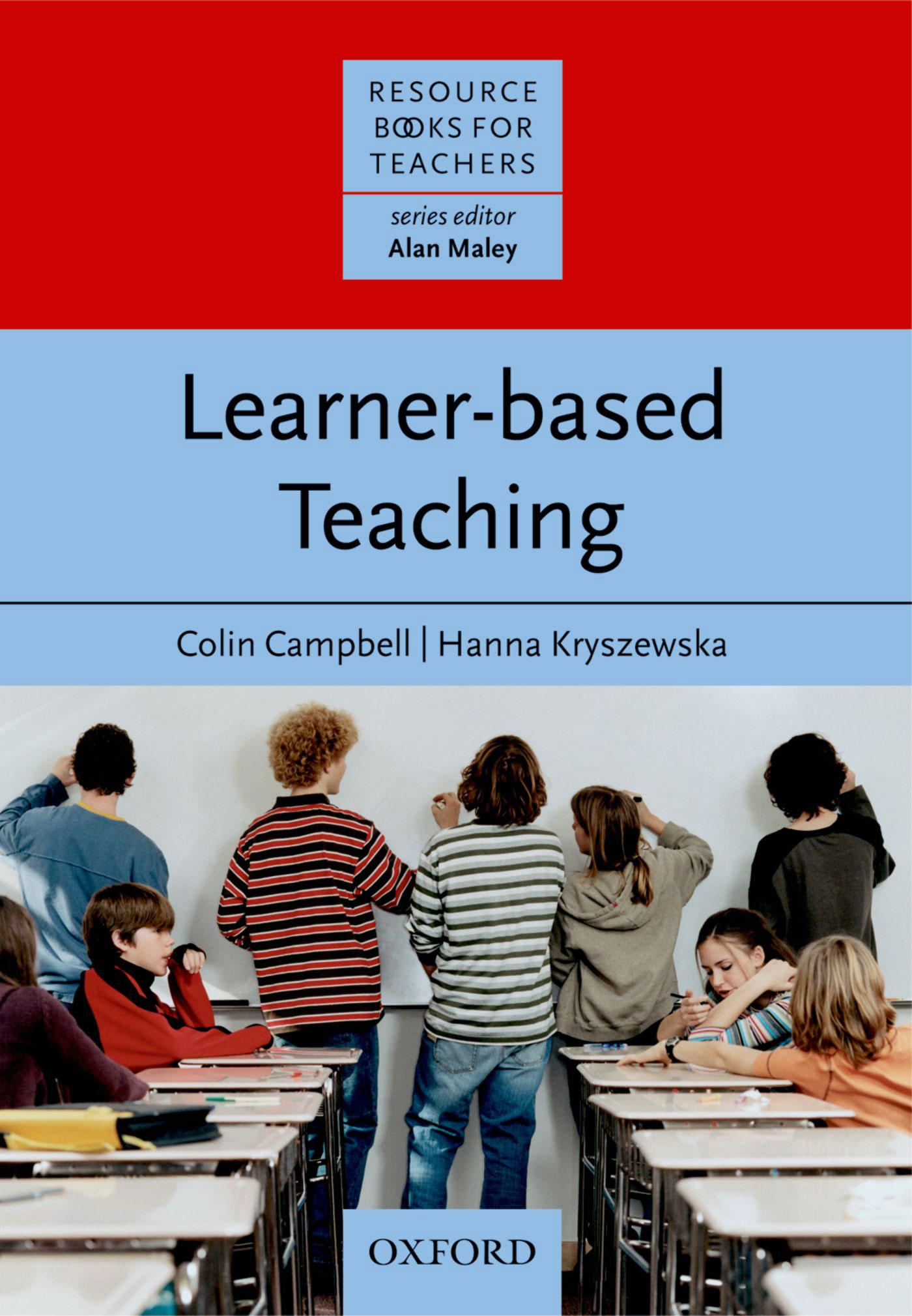 Hanna Kryszewska Learner-Based Teaching