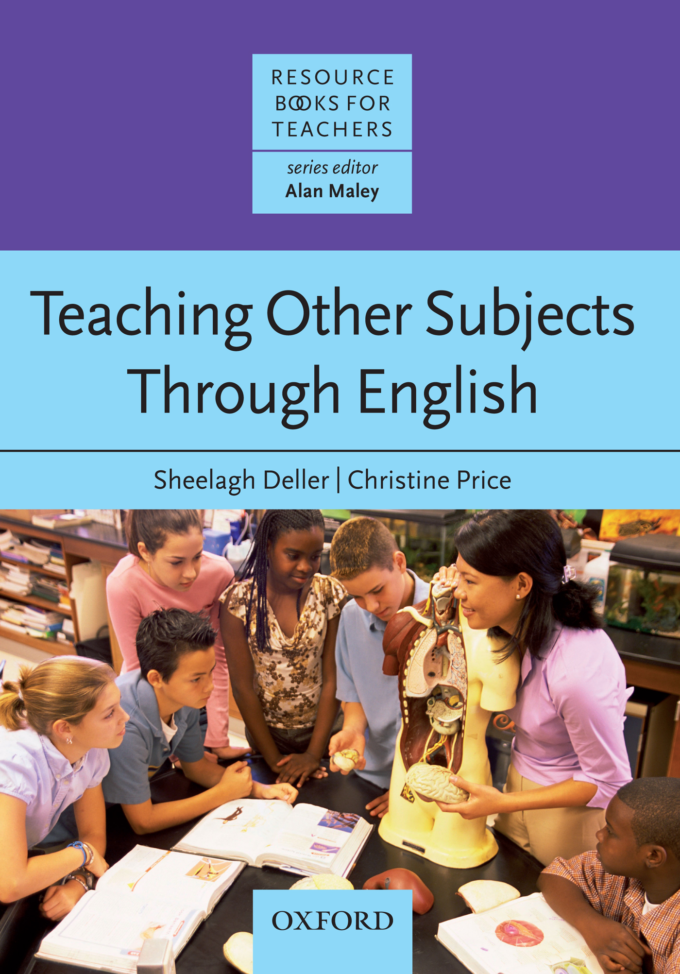 Sheelagh Deller Teaching Other Subjects Through English english learning and teaching in taiwan