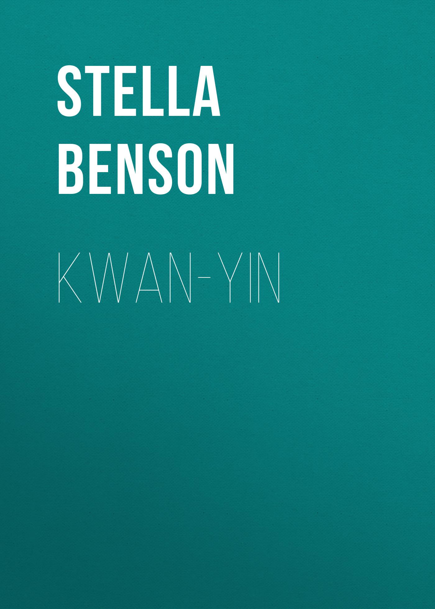 Benson Stella Kwan-yin