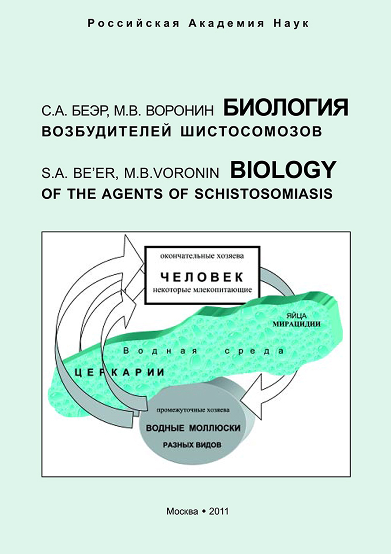 biologiya vozbuditeley shistosomozov