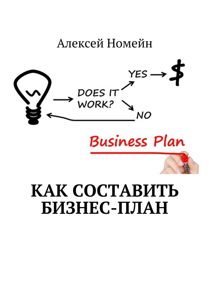Алексей Номейн Как составить бизнес-план