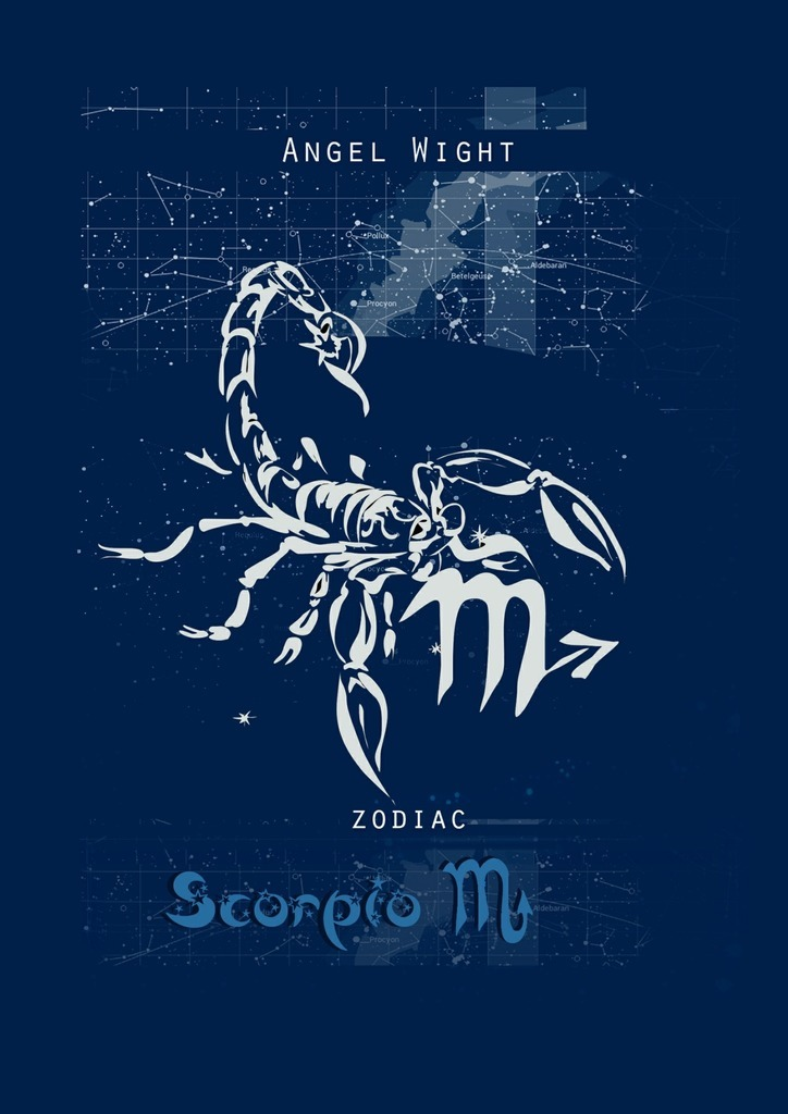 Angel Wight Scorpio. Zodiac more stories we tell