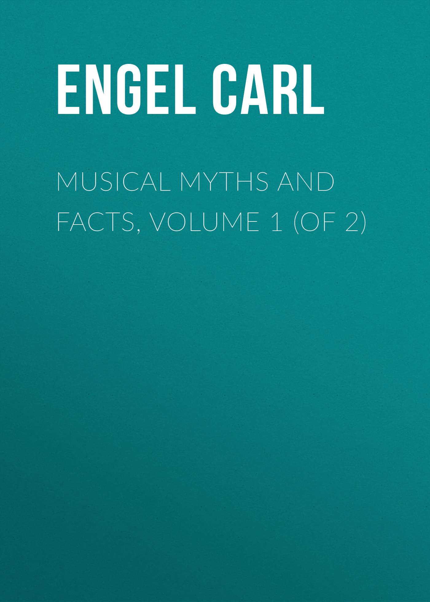 Engel Carl Musical Myths and Facts, Volume 1 (of 2) 408239821001 brand new throttle body 9640796280 408 239 821 001 egast02 for fiat fiorino qubo