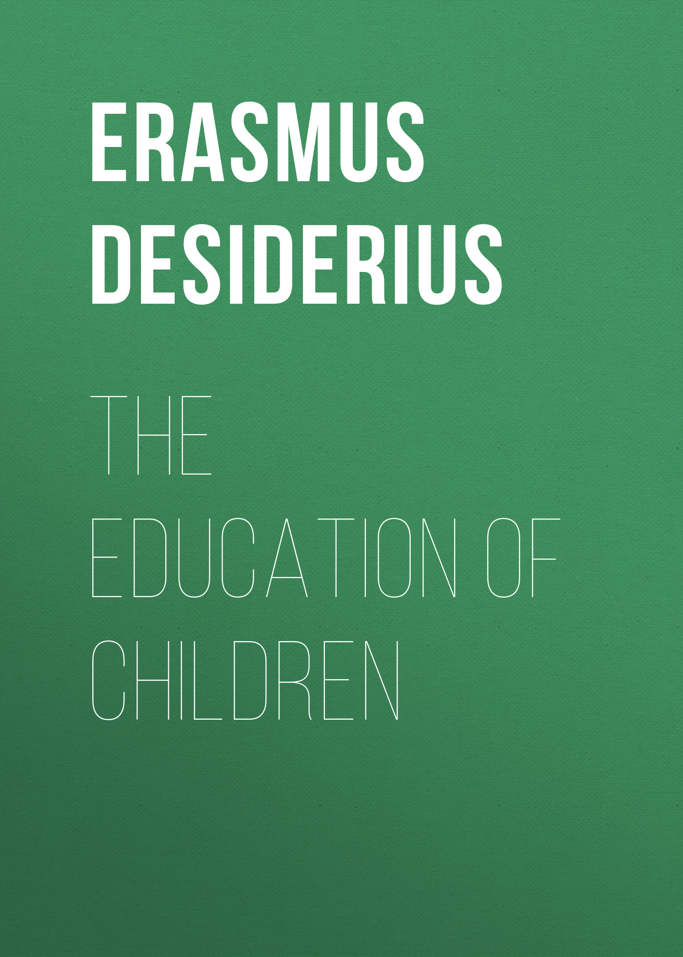 Erasmus Desiderius The Education of Children diy stirling engine steam machine model children learning education toys