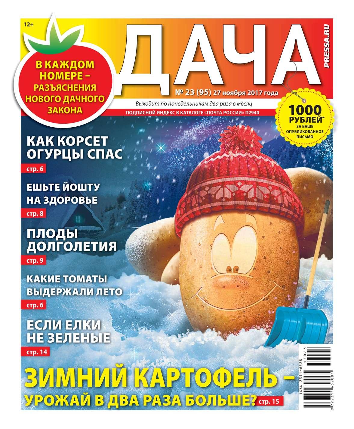Дача Pressa.ru 23-2017