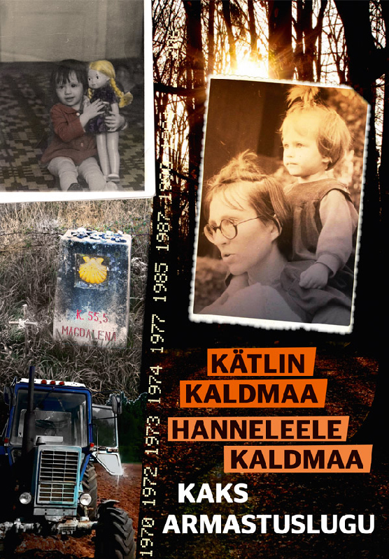 Kätlin Kaldmaa Kaks armastuslugu the girl with the make believe husband