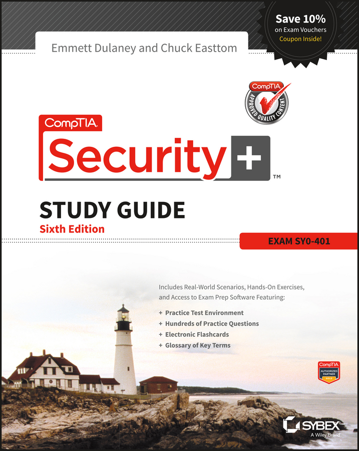 Emmett Dulaney CompTIA Security+ Study Guide. SY0-401 new safurance digital electronic key less keypad security entry door lock reversible handle building automation access control