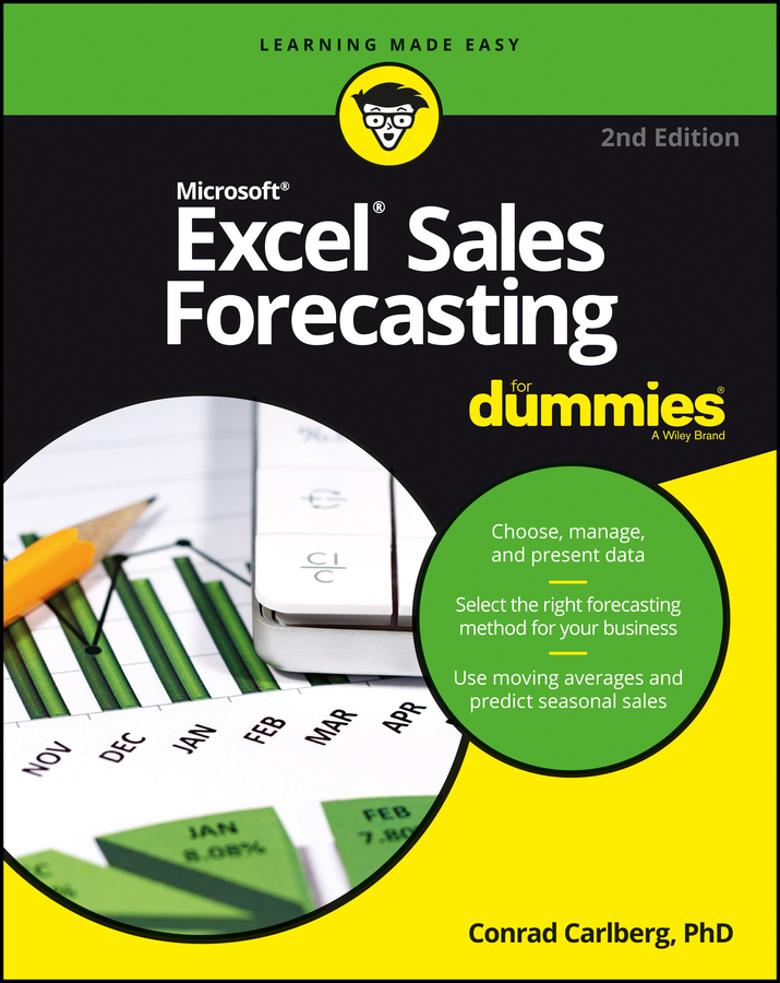 Conrad Carlberg Excel Sales Forecasting For Dummies